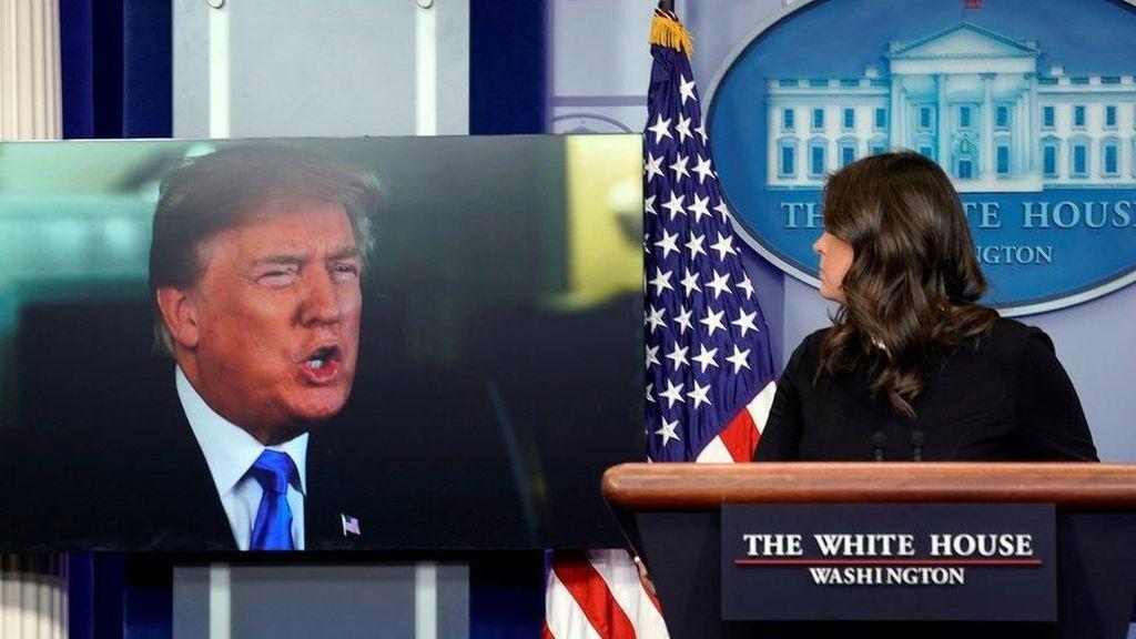 Tanggapi Trump, Buku Kontroversial Fire and Fury Dirilis Lebih Awal