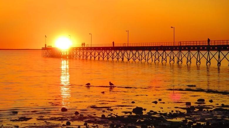 Gelombang dan Suhu Panas Akan Menerjang Australia
