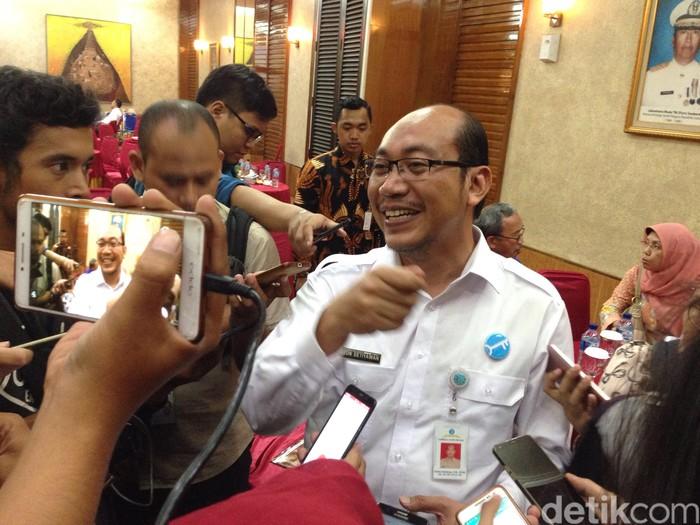 Juru bicara BSSN Anton Setiawan (Foto: Agus Tri Haryanto/detikINET)