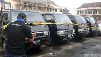 Polisi Cilacap Bekuk Kawanan Pencuri Spesialis Pikap Lintas Provinsi