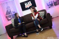 Najwa Shihab blak-blakan di detikcom /