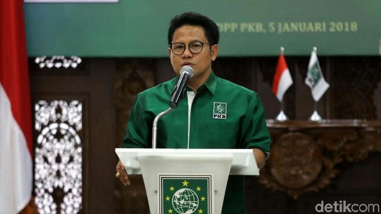 Cak Imin Bersedia Jadi Wakil Ketua MPR