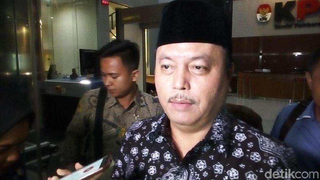 Soal Suap APBD Jambi, Ketua DPRD: Saya Tahu tapi Nggak Bisa Apa-apa
