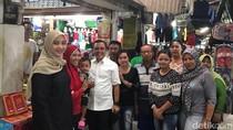 Tanggapan Pedagang Pasar Terkait Mundurnya Anas di Pilgub Jatim