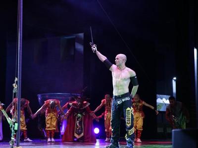 Jangan Lewatkan! Hari Ini Terakhir Aksi Sword Master di Trans Studio Bandung