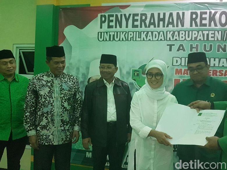 PPP Usung Cabup Petahana di Pilkada Lebak dan Tangerang