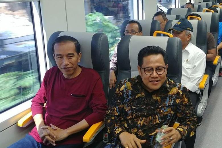 Cak Imin Ingatkan Jokowi: Salah Pilih Cawapres, Anda Bisa Kalah