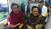 Diajak Duet Cak Imin di Pilpres, Jokowi: Setiap Hari Komunikasi
