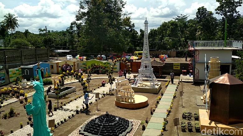 Taman Rekreasi Negeri Dongeng, Blitar (Erliana Riady/detikTravel)