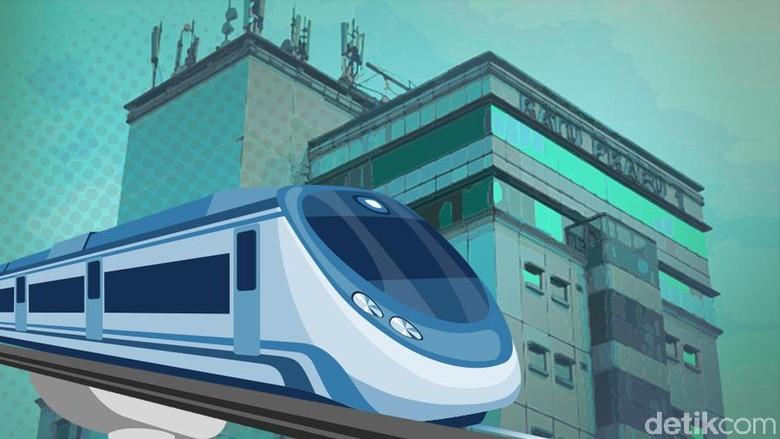 Soal LRT Rp 405 T, Ratu Prabu Energi: Itu Proyek Induk Usaha