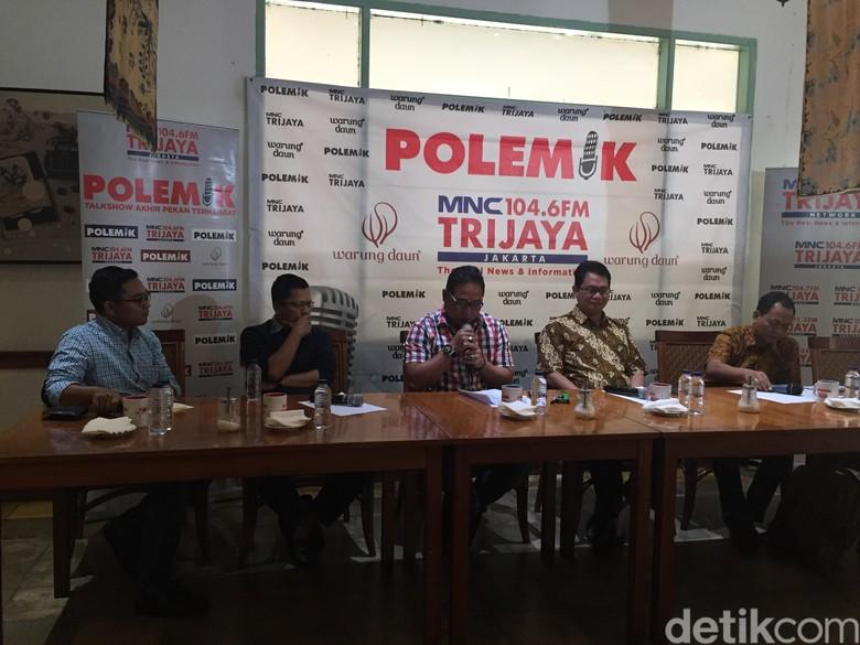 Peneliti SMRC: Jokowi Reshuffle Airlangga, Rusak Hubungan Politik