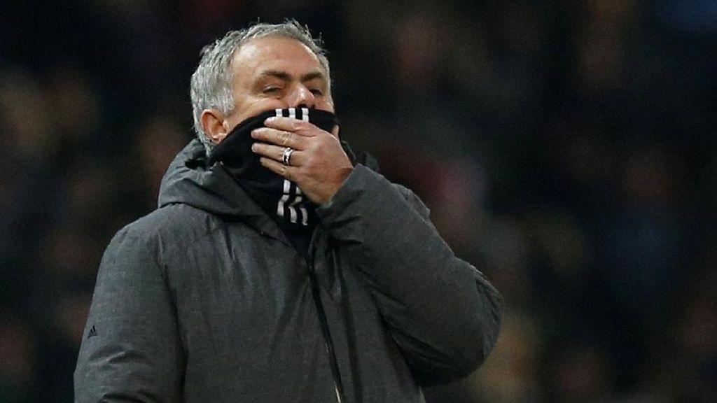 Enggan Perkeruh Situasi Madrid, Mourinho Tegaskan Tak Minati Ronaldo