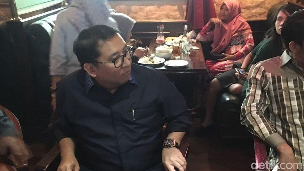Bincang Santai Fadli Zon dan Ahmad Dhani: Mas Dhani Cocok Jadi DPR