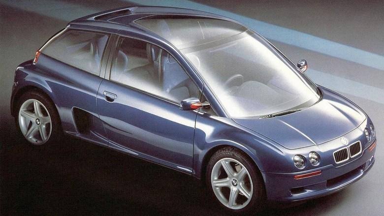 Mobil BMW Berdesain Lucu Ini Tak Jadi Diproduksi