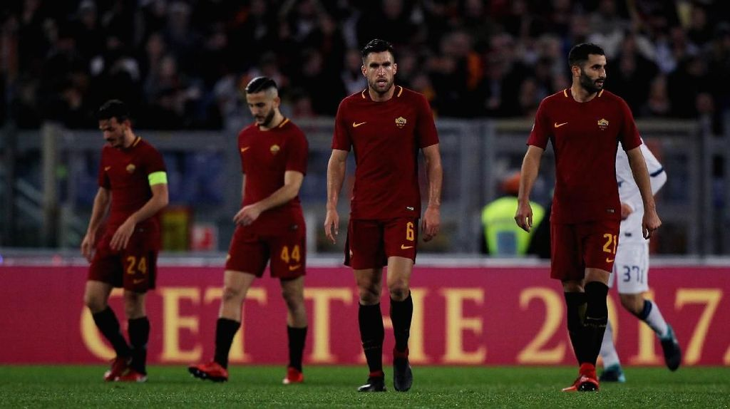 Florenzi: Roma Fokus Saja ke Depan, Lupakan Hasil Buruk Belakangan