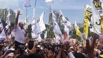 Airlangga, Prabowo dan Sohibul Hadiri Deklarasi Edy-Ijek di Medan