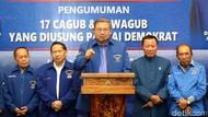 SBY Umumkan Cagub-Cawagub yang Diusung Demokrat