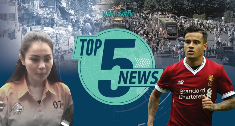 Coutinho ke Barcelona, Jennifer Dunn Nangis & Minta Maaf