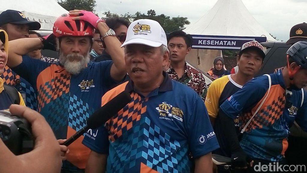 Menteri Basuki Buka Festival Tol Ngawi-Kertosono