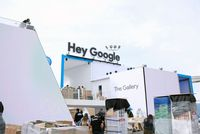 Google Wara-wiri di CES 2018