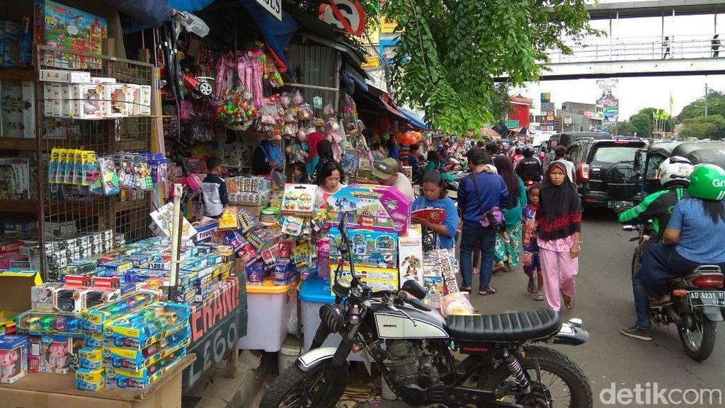 Pasar Gembrong Digusur untuk Tol Becakayu, Ini Kata Pedagang