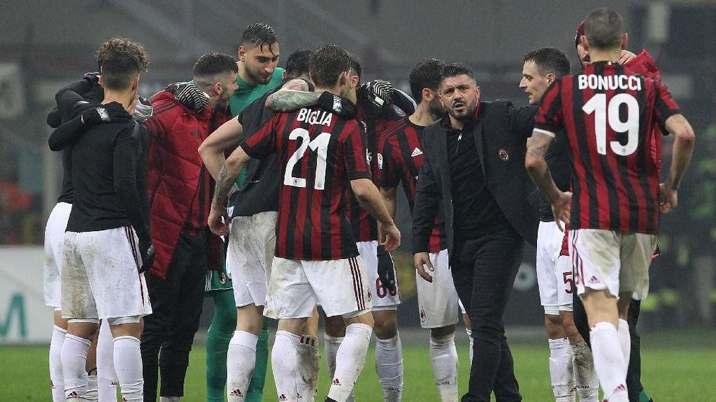 Gattuso: Milan Bagus Selama 70 Menit