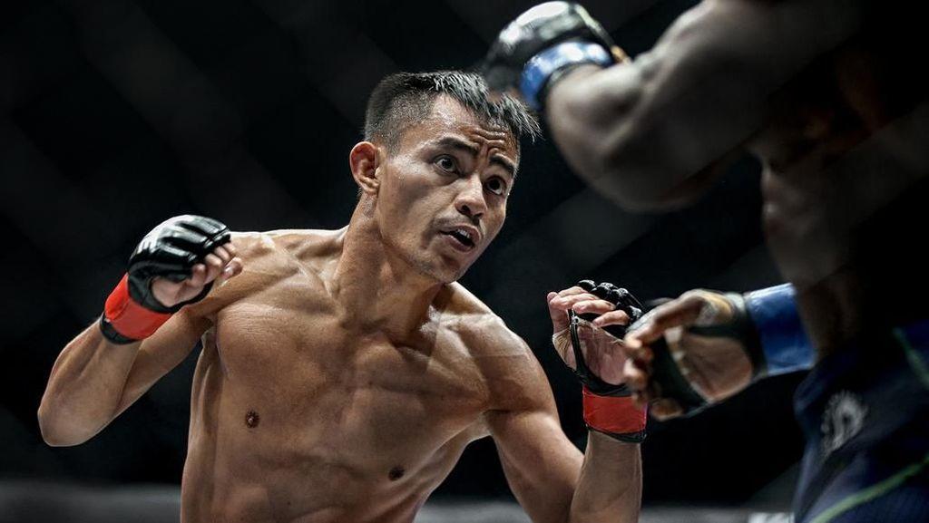 Kisah Pilu Petarung Indonesia di ONE Championship