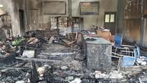 LP Banda Aceh Dibakar, 1 Sipir dan 13 Napi Jadi Tersangka