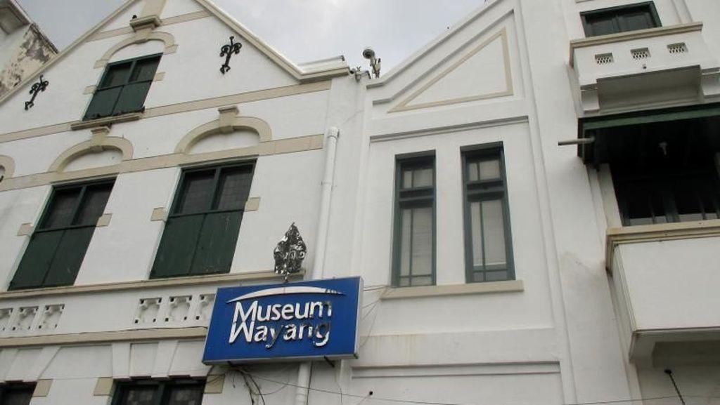 Akhir Pekan Hanya di Jakarta, ke Museum Wayang Saja
