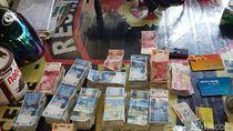Polisi Bekuk 4 Pembobol Mini Market di Makassar
