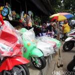 Impor Mainan Maksimal 3 Pcs Bebas SNI, Lewat Batas Dimusnahkan
