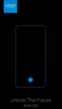 Ponsel Anyar Vivo Pakai Fingerprint Bawah Layar