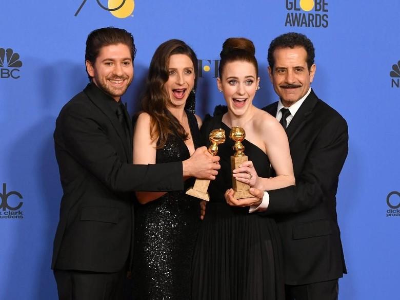 Big Little Lies dan The Marvelous Mrs. Maisel Berjaya di Golden Globe
