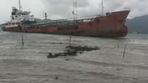 Kronologi Terdamparnya Kapal Besar Kasus BBM Ilegal di Cilegon