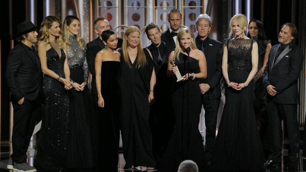 Mengintip Menu Mewah Para Selebriti Hollywood di Golden Globes 2018