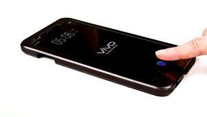 Vivo Pamer Ponsel dengan Fingerprint Bawah Layar