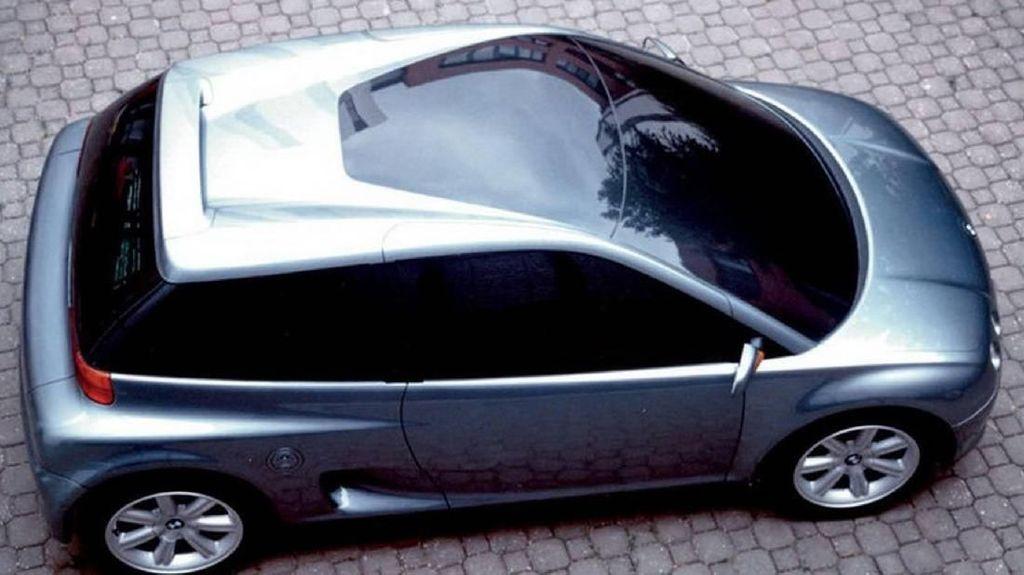 Mobil Konsep BMW yang Tidak Jadi Diproduksi