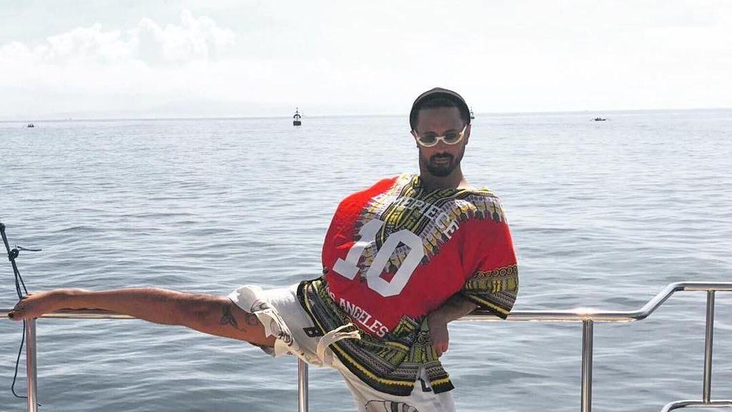 Foto: Intip, Liburannya Pangeran Arab di Bali