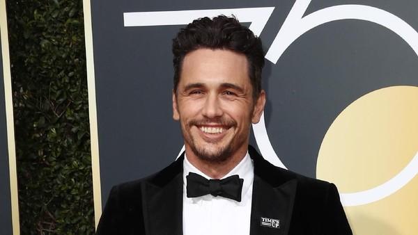 Arti #TimesUp yang Digalangkan para Aktor di Golden Globe 2018