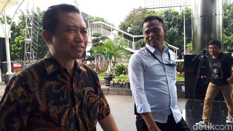 Kasus Korupsi e-KTP, KPK Kembali Panggil Marzuki Alie