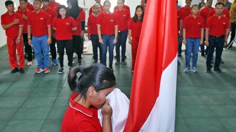 Agar Tak Bentrok Imlek, Test Event Asian Games Angkat Besi Dimajukan