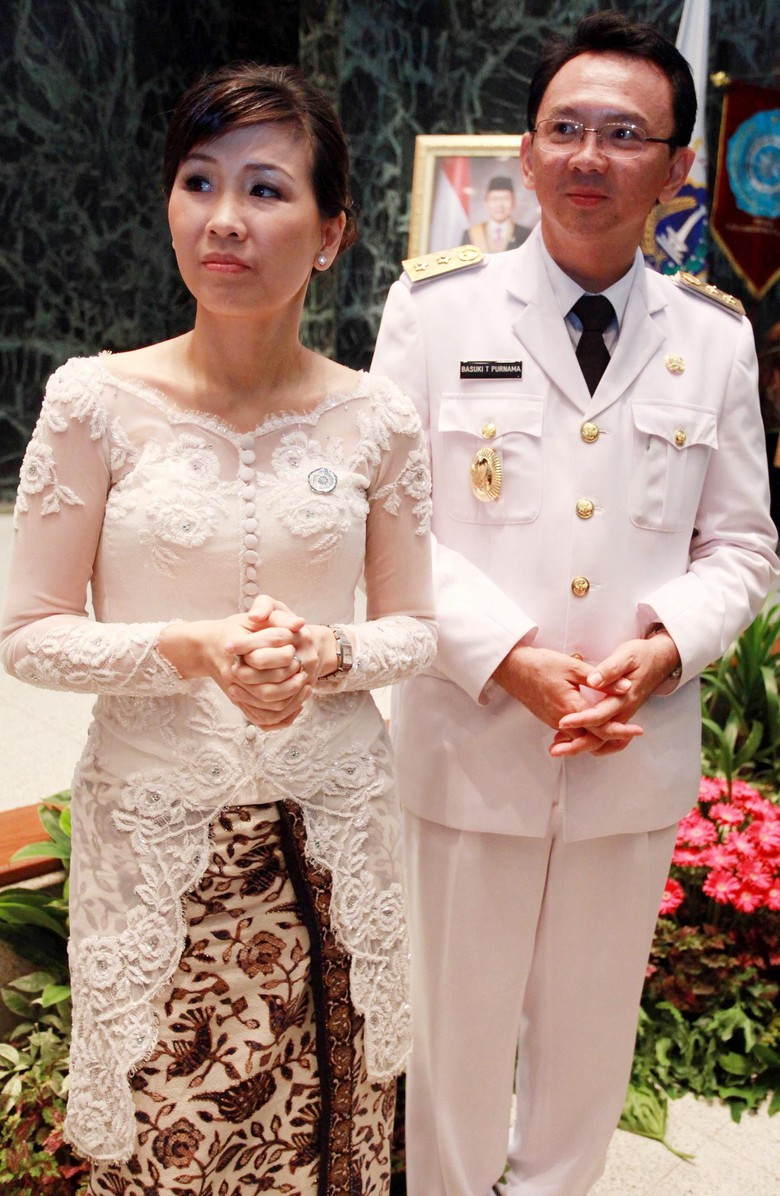 Tentukan Jadwal Sidang Cerai Ahok, Majelis Hakim Tunggu Berkas