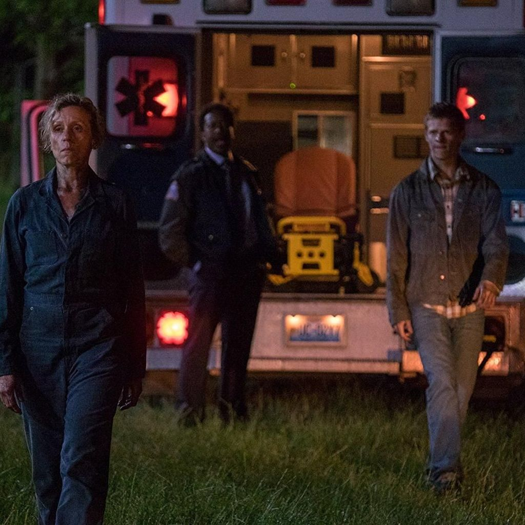Komedi Gelap Three Billboards Outside Ebbing, Missouri