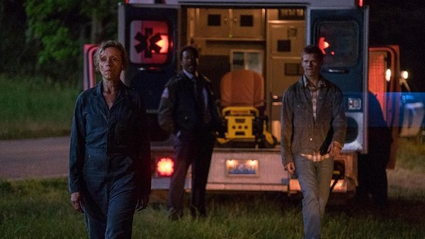 Three Billboards Outside Ebbing, Missouri Drama Terbaik Golden Globe 2018