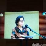 Sri Mulyani Bicara Soal Keuangan Pertamina Saat Harga Minyak Dunia Naik