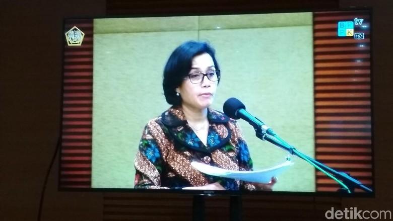 Sri Mulyani di Depan Pengusaha: Ekonomi RI Tumbuh 5,05% di 2017