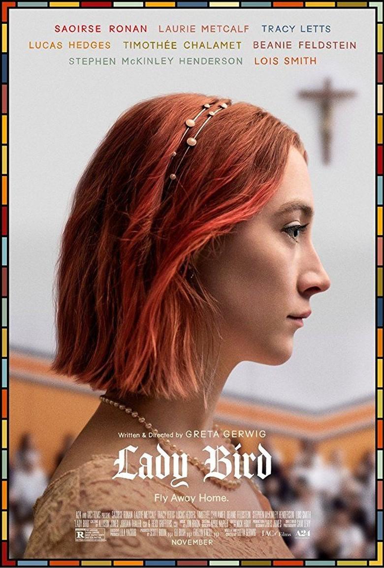 Lady Bird Jadi Film Komedi/Musikal Terbaik di Golden Globe 2018
