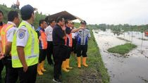 Cegah Gangguan Saat Cuaca Ekstrem, Lintasan Jalur KA Rutin Dicek