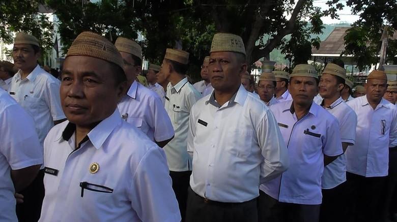Setelah Gaji, Kini Tunjangan PNS Gorontalo Wajib Ditransfer ke Istri