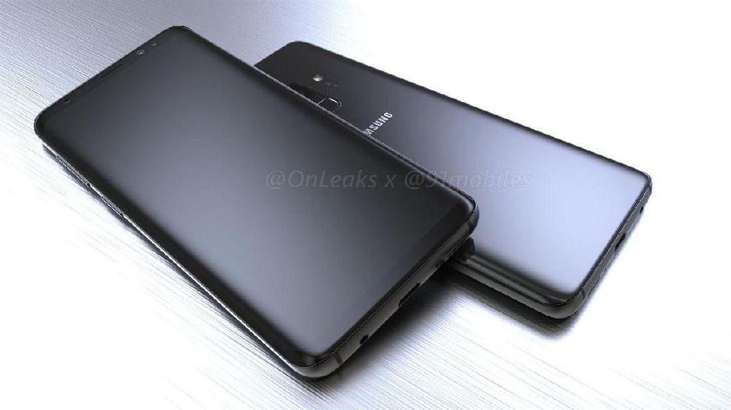 Baterai Galaxy S9 dan S9+ Beda Tipis dari Sebelumnya